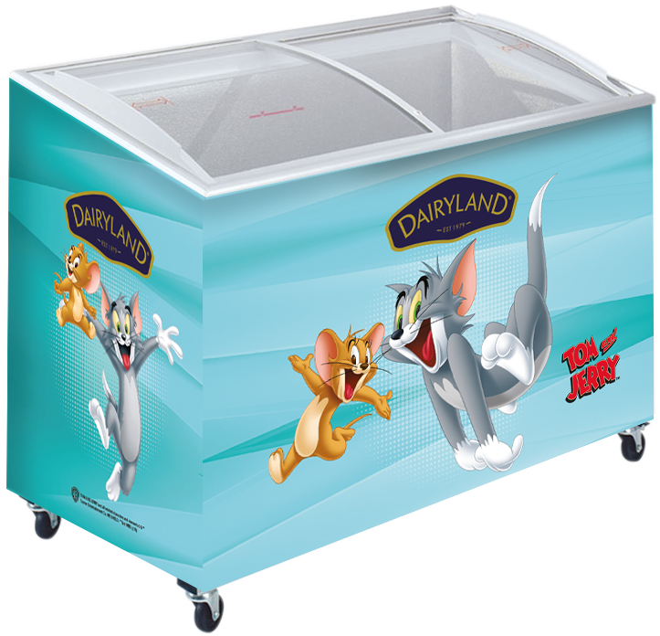 Dairyland Freezer2
