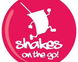 Shakes on the go logo